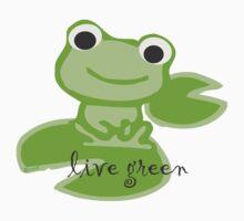 live green by offpeaktraveler