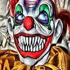 Evil Clown by Brandon Batie