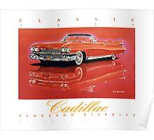 1959 Cadillac Eldorado Biarritz ver 2 Poster