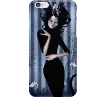 Seance Queen iPhone Case/Skin