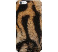Tiger skin pattern 006 iPhone Case/Skin