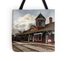 Snoqualmie Depot Tote Bag