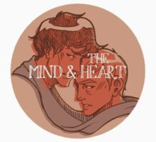 [the mind & the heart] by Cara McGee
