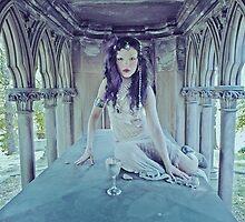 Goddess of wine by mayumi
