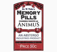 Animus Memory Pills by Faniseto