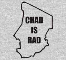 Chad Is Rad - Black by CLeyden