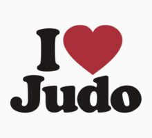 I Love Judo by iheart