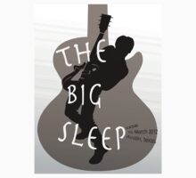 The Big Sleep SXSW T-Shirt Design Challenge! by AmbientKreation