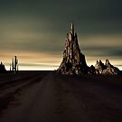 Go West by Vanessa Barklay