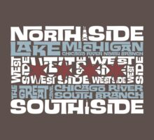 Chicago Spelled Out T-Shirt