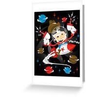 Yippee-Ki-Yay!!! Greeting Card