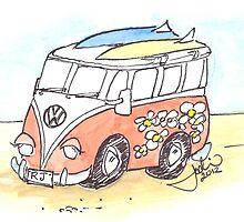 VW by Jodi Franzke