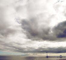 Boardwalk Sunset by Ashleigh McManus