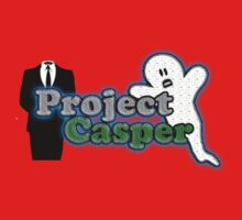 Project Casper T-Shirt by Anonymous by Colt Fortenberry