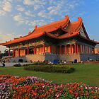 Taipei National Concert Hall by Cameron B