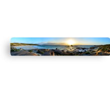 Redgate Beach Sunset Canvas Print