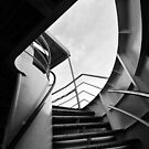 Staircase by Dieter Tracey