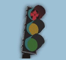 Middle Earth Traffic Light Kids Clothes