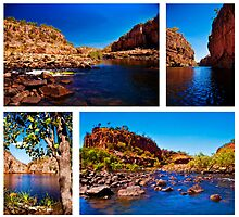 Nitmiluk National Park, Katherine Gorge by Jaxybelle