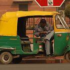 Anyone Need a Ride? by Christian Eccleston
