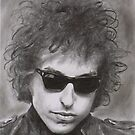 Bob Dylan by Mike O'Connell