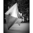 Sculpture Cones at the National Gallery of Australia by Tony Theobald