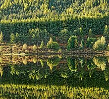 Loch Linnhe Reflections by JPassmore