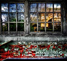 Through the Window by Den McKervey