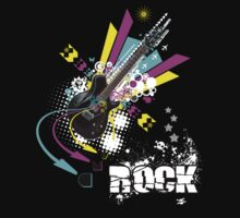 CMY Rock by Stevie B
