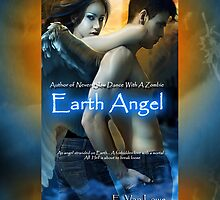 Earth Angel iPhone Case 1 by Adara Rosalie