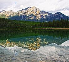 Patricia Lake by Vickie Emms