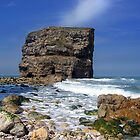 Marsden Rock, Marsden Bay, Tyne and Wear. by bryanrqueen