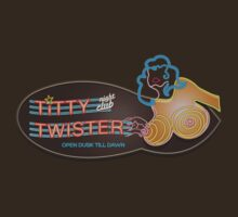 Titty Twister Club by BT-PopTee