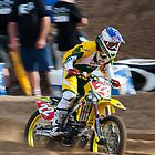 Chad Reed - Geelong SuperX 08 by Stephen Titow