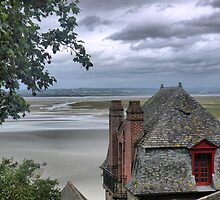 Mont St.Michel ( 10 )  by Larry Lingard-Davis