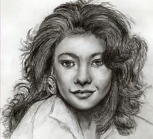 Young Catherine Zeta Jones by carys123