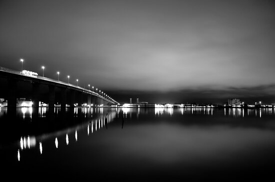 Stallbacka Bridge ll by Mark Williams