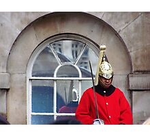 The Guard Photographic Print