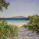 Shelly Beach by Terri Maddock