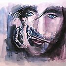 Jared Leto, featured in Painters Universe by FDugourdCaput