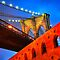 Brooklyn Bridge: NYC by brotherbrain