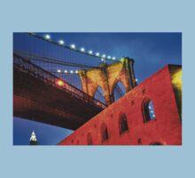Brooklyn Bridge: NYC Kids Clothes