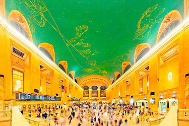 Grand Central Terminal: NYC by brotherbrain