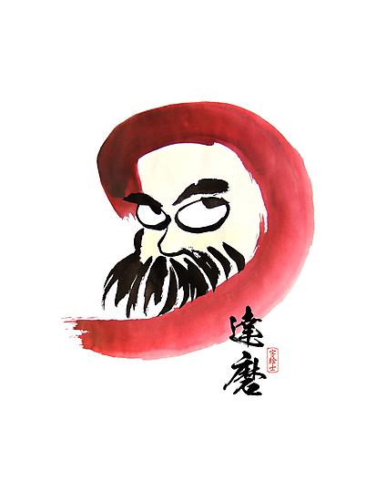 達磨 Daruma by 73553
