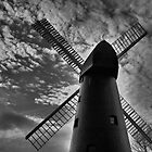 Windmill: Brixton 1 by JLaverty