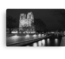 Ah! Paris, Paris... Canvas Print