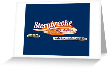 Storybrooke Bakery by pixhunter