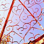 Iron pergola  by taylormorrill