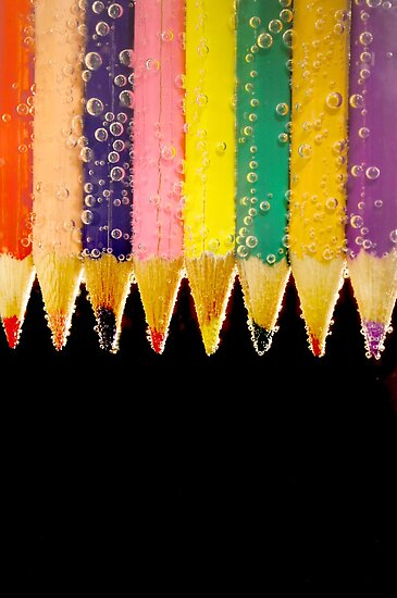 Pencil Fizz by Sally Green
