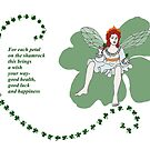 Lucky Shamrocks by redqueenself